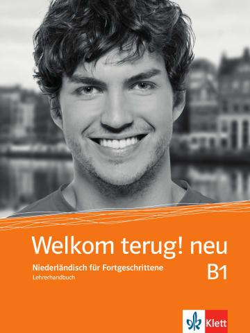 Cover Welkom terug! neu B1 978-3-12-528987-1 Niederländisch