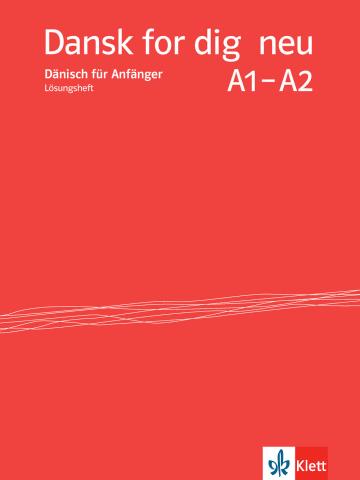 Cover Dansk for dig neu 978-3-12-528973-4 Dänisch