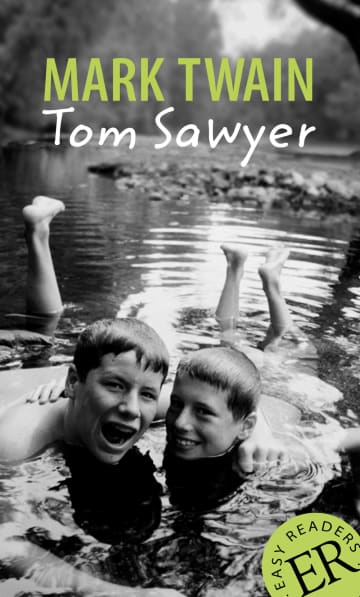 Cover Tom Sawyer 978-3-12-545213-8 Mark Twain Englisch