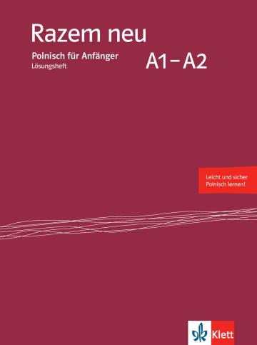 Cover Razem neu A1-A2 978-3-12-528643-6 Polnisch