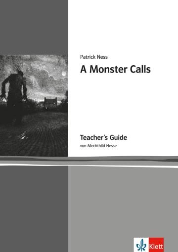 Cover A Monster Calls 978-3-12-578156-6 Mechthild Hesse, Patrick Ness Englisch