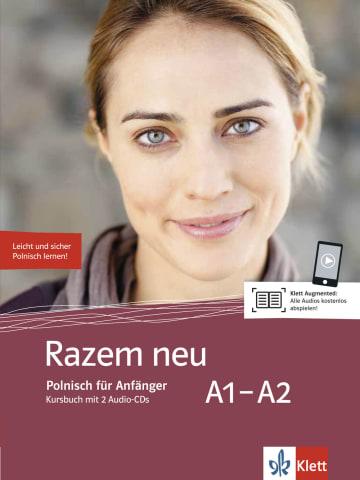 Cover Razem neu A1-A2 978-3-12-528641-2 Polnisch