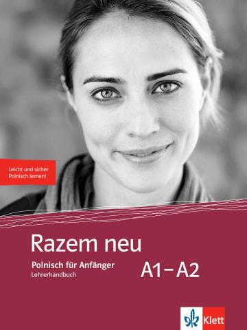 Cover Razem neu A1-A2 978-3-12-528644-3 Polnisch