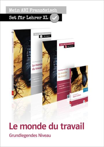 Cover Le monde du travail X681221 Französisch