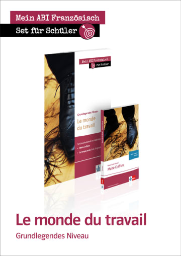 Cover Set Le monde du travail 978-3-12-592399-7 Roland Köß, Marie-Aude Murail, Helga Zoch Französisch
