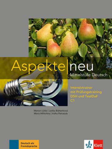 Cover Aspekte neu C1 978-3-12-605041-8 Deutsch als Fremdsprache (DaF)