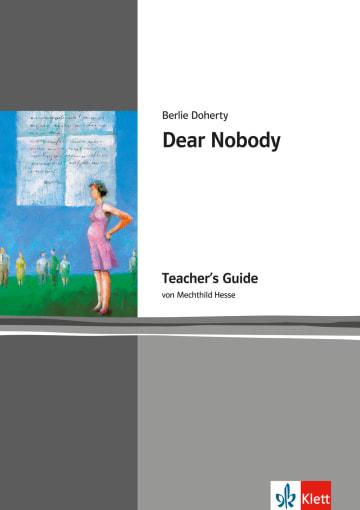 Cover Dear Nobody 978-3-12-578136-8 Englisch