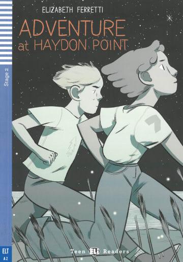 Cover Adventure at Haydon Point 978-3-12-514732-4 Elizabeth Ferretti Englisch