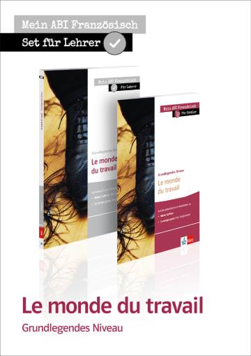 Cover Le monde du travail, Grundlegendes Niveau X681223
