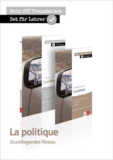 Cover La politique, Grundlegendes Niveau X681224 Französisch