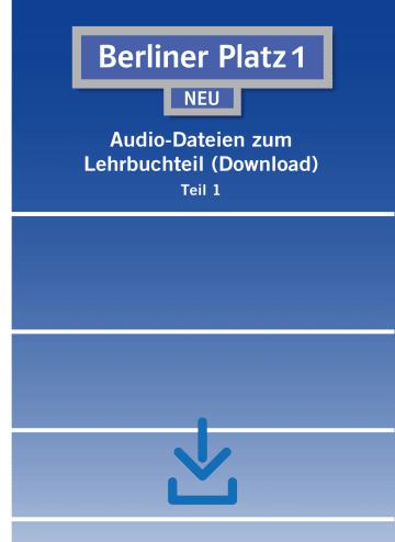 Cover Berliner Platz 1 NEU NP01160606701 Deutsch als Fremdsprache (DaF)