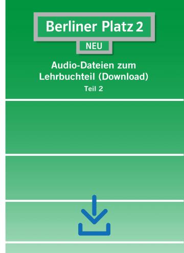 Cover Berliner Platz 2 NEU NP01160607201 Deutsch als Fremdsprache (DaF)