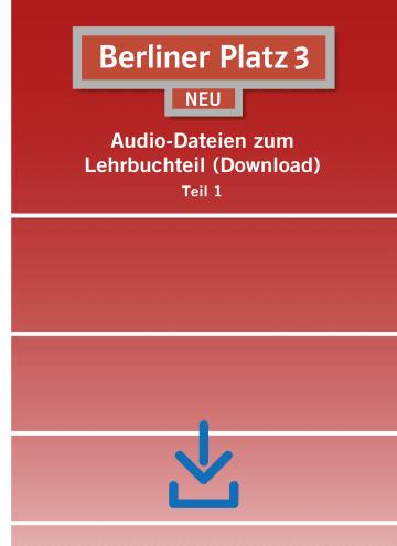 Cover Berliner Platz 3 NEU NP01160607501 Deutsch als Fremdsprache (DaF)
