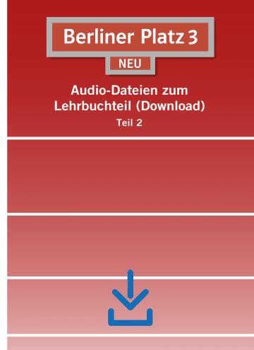 Cover Berliner Platz 3 NEU NP01160607601 Deutsch als Fremdsprache (DaF)