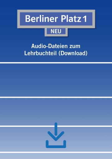 Cover Berliner Platz 1 NEU NP01160602701 Deutsch als Fremdsprache (DaF)