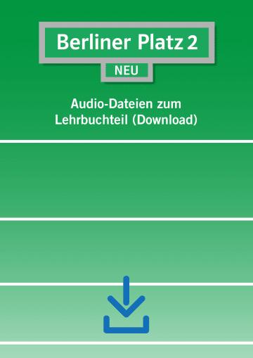 Cover Berliner Platz 2 NEU NP01160604101 Deutsch als Fremdsprache (DaF)