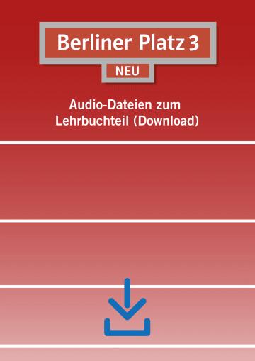 Cover Berliner Platz 3 NEU NP01160605801 Deutsch als Fremdsprache (DaF)