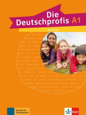 Cover Die Deutschprofis A1 978-3-12-676472-8 Deutsch als Fremdsprache (DaF)