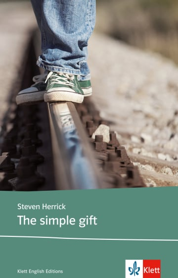 Cover The Simple Gift 978-3-12-578201-3 Steven Herrick Englisch