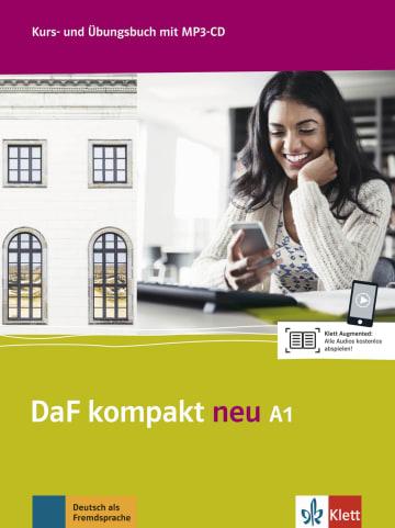 Cover DaF kompakt neu A1 978-3-12-676313-4 Deutsch als Fremdsprache (DaF)