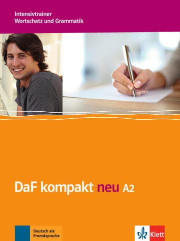 Cover DaF kompakt neu A2 978-3-12-676317-2 Deutsch als Fremdsprache (DaF)