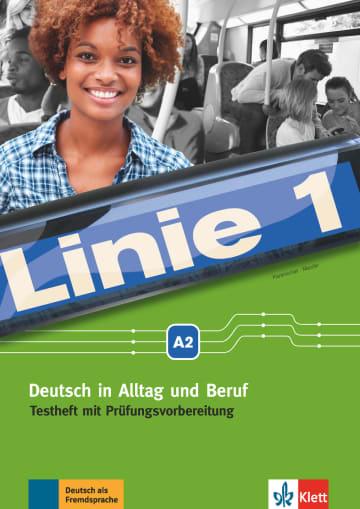 Cover Linie 1 A2 978-3-12-607079-9 Deutsch als Fremdsprache (DaF)