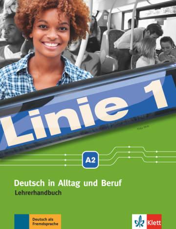 Cover Linie 1 A2 978-3-12-607080-5 Deutsch als Fremdsprache (DaF)