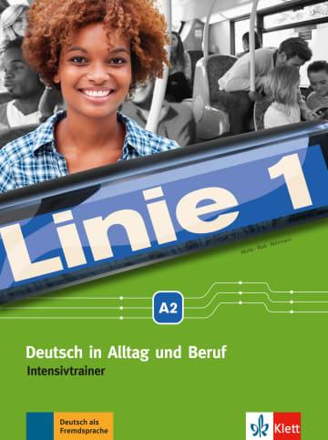 Cover Linie 1 A2 978-3-12-607078-2 Deutsch als Fremdsprache (DaF)