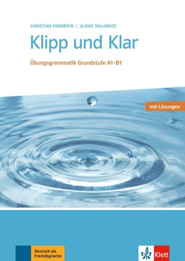 Cover Klipp und Klar A1-B1 978-3-12-675427-9 Deutsch als Fremdsprache (DaF)