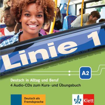 Cover Linie 1 A2 978-3-12-607075-1 Deutsch als Fremdsprache (DaF)