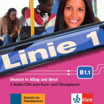 Cover Linie 1 B1.1 978-3-12-607091-1 Deutsch als Fremdsprache (DaF),Deutsch als Zweitsprache (DaZ)