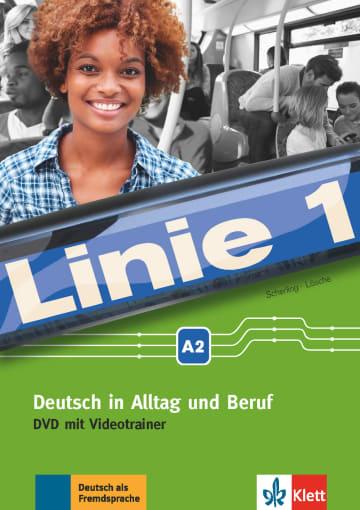 Cover Linie 1 A2 978-3-12-607076-8 Deutsch als Fremdsprache (DaF)