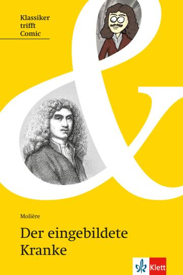 Cover Der eingebildete Kranke 978-3-12-666786-9 Deutsch