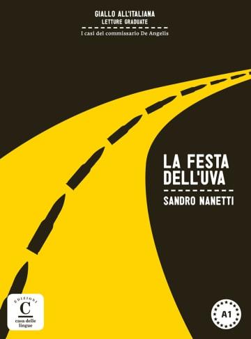 Cover La festa dell'uva 978-3-12-556069-7 Sandro Nanetti Italienisch