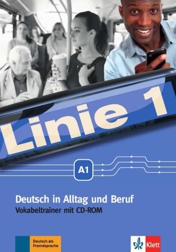 Cover Linie 1 A1 978-3-12-607063-8 Deutsch als Fremdsprache (DaF)