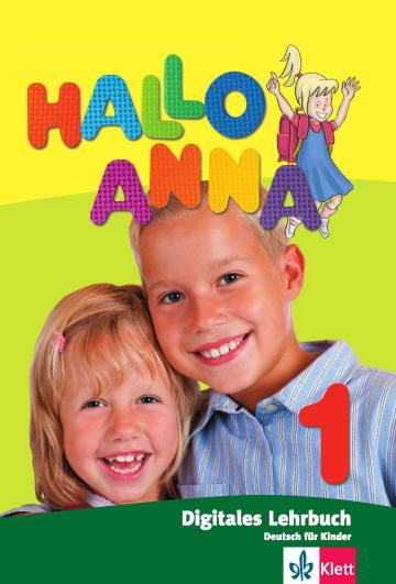 Cover Hallo Anna 1 978-3-12-676055-3 Deutsch als Fremdsprache (DaF)