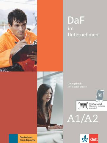 Cover DaF im Unternehmen A1-A2 978-3-12-676459-9 Deutsch als Fremdsprache (DaF)