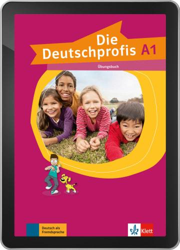 Cover Die Deutschprofis A1 978-3-12-676479-7 Deutsch als Fremdsprache (DaF)