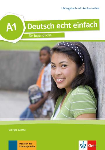 Cover Deutsch echt einfach A1 978-3-12-676521-3 Deutsch als Fremdsprache (DaF)