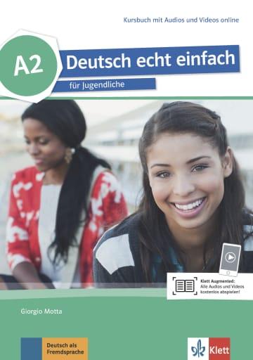 Cover Deutsch echt einfach A2 978-3-12-676526-8 Deutsch als Fremdsprache (DaF)