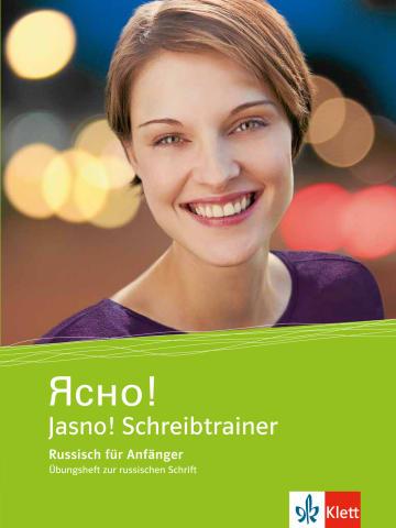 Cover Jasno! Schreibtrainer 978-3-12-527602-4 Russisch