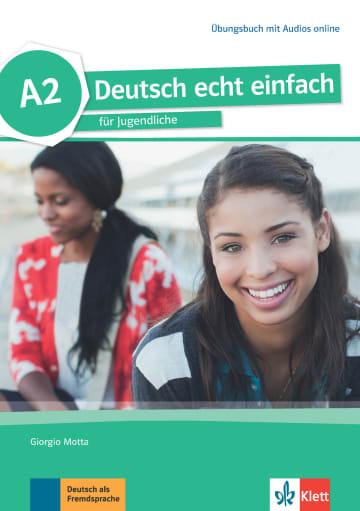 Cover Deutsch echt einfach A2 978-3-12-676527-5 Deutsch als Fremdsprache (DaF)