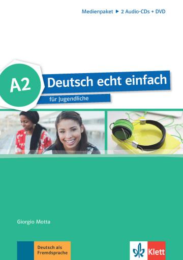 Cover Deutsch echt einfach A2 978-3-12-676531-2 Deutsch als Fremdsprache (DaF)