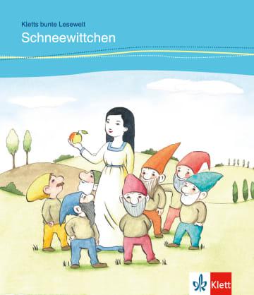 Cover Schneewittchen 978-3-12-674906-0 Angelika Lundquist-Mog, Brüder Grimm Deutsch,Deutsch als Zweitsprache (DaZ)