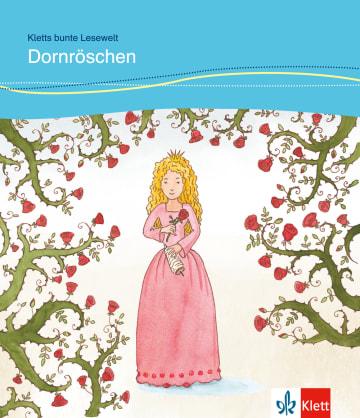 Cover Dornröschen 978-3-12-674907-7 Angelika Lundquist-Mog, Brüder Grimm Deutsch,Deutsch als Zweitsprache (DaZ)