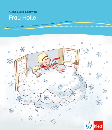 Cover Frau Holle 978-3-12-674908-4 Angelika Lundquist-Mog, Brüder Grimm Deutsch,Deutsch als Zweitsprache (DaZ)