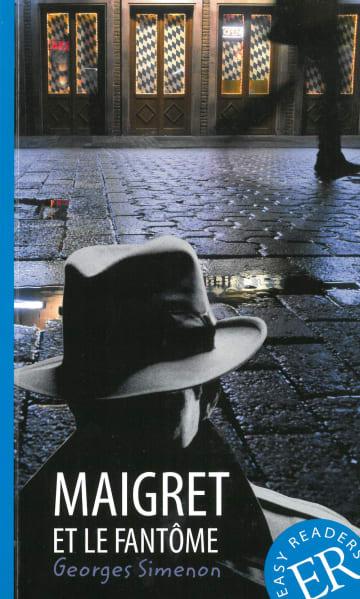 Cover Maigret et le fantôme 978-3-12-599193-4 Georges Simenon Französisch