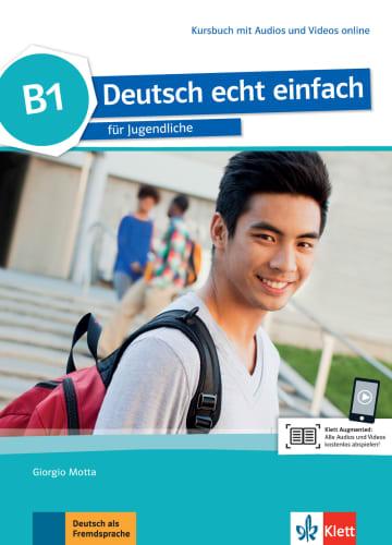 Cover Deutsch echt einfach B1 978-3-12-676532-9 Deutsch als Fremdsprache (DaF)
