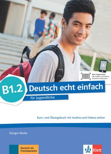 Cover Deutsch echt einfach B1.2 978-3-12-676535-0 Deutsch als Fremdsprache (DaF)