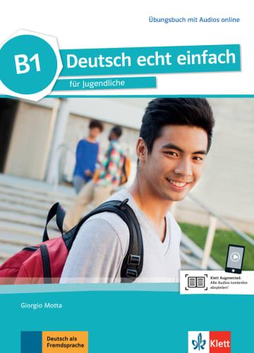 Cover Deutsch echt einfach B1 978-3-12-676533-6 Deutsch als Fremdsprache (DaF)